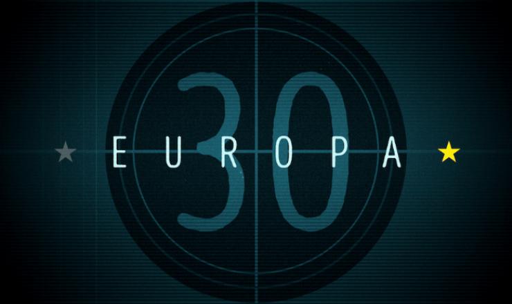 RTP2 estreia dia 22 de fevereiro: Europa 30